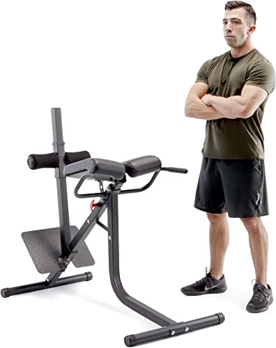 Marcy Pro JD-5481 Deluxe Steel Frame Hyper Extension Bench