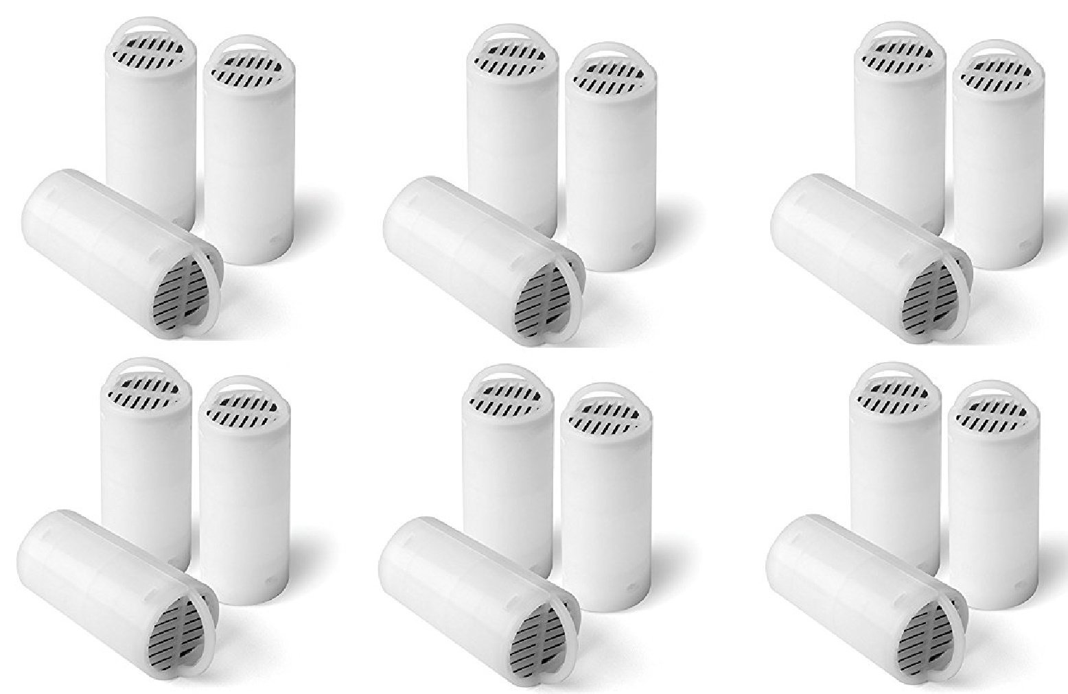 18 Count - PetSafe Drinkwell 360 Premium Carbon Filters (6 Packages with 3 Filters per Package)