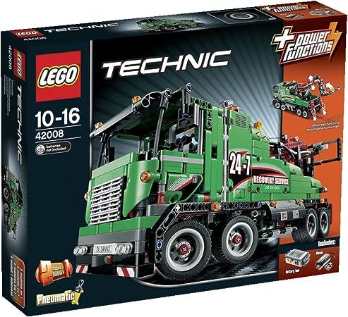 Lego Technic Technik Pneumatik-Schlauchset für #42008 Abschleppwagen