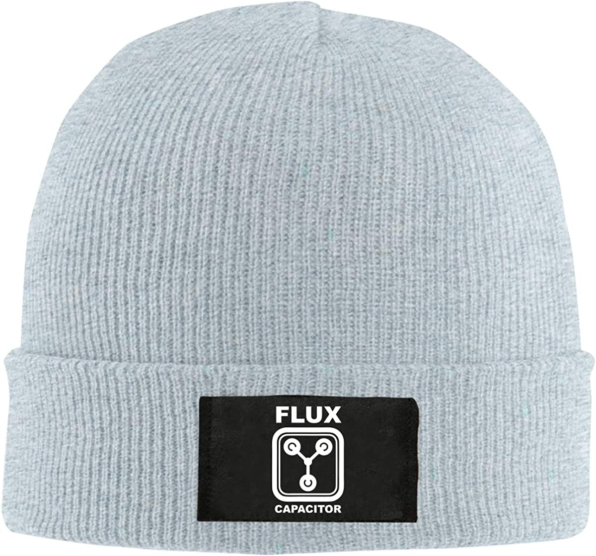 Flux Capacitor Back to The Future Winter Beanie Hat Knit Hat Cap for for Men /& Women