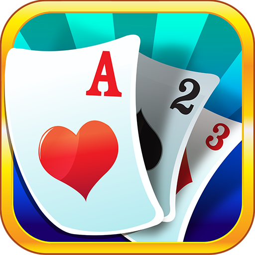 vacation solitaire card game - 7