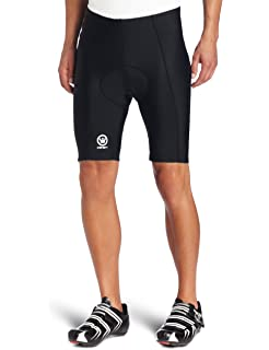 147eb99ed Amazon.com  Canari Cyclewear Men s Velo Padded Cycling Short  Clothing