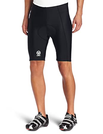 Canari Cyclewear Men S Velo Gel Padded Bike Short