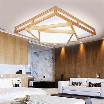 Larsure Estilo Vintage Modern Iluminación de techo plafones de luz del techo del salón dormitorio de
