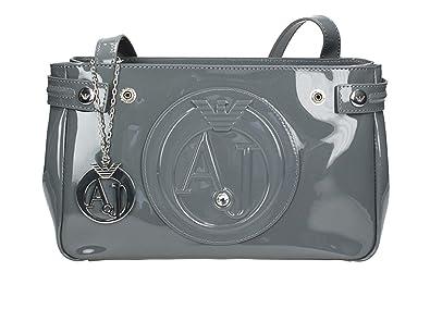 86a92aa976 Armani Jeans Borsa A Spalla - Borse Donna, Grau (Grigio), 17x10x28 ...