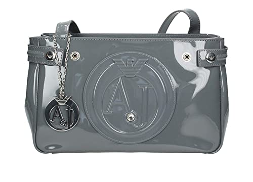 919992ade Armani Jeans Women 922527CC855 Shoulder Bag Grey Size: 17x10x28 cm:  Amazon.co.uk: Shoes & Bags