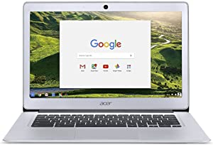 "Acer 14"" Full HD (1920 x 1080) 16:9 IPS Display Chromebook (2018 Newest), Inte Celeron N3160 Processor Quad-core 1.60 GHz, 4GB RAM, 32GB SSD, 802.11ac, Bluetooth, HDMI, Chrome OS"