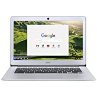 "2018 Acer 14"" FHD IPS Display Premium Flagship Business Chromebook-Intel Celeron Quad-Core Processor Up to 2.24Ghz, 4GB RAM, 32GB SSD, HDMI, WiFi, Bluetooth Chrome OS-(Certified Refurbished)"