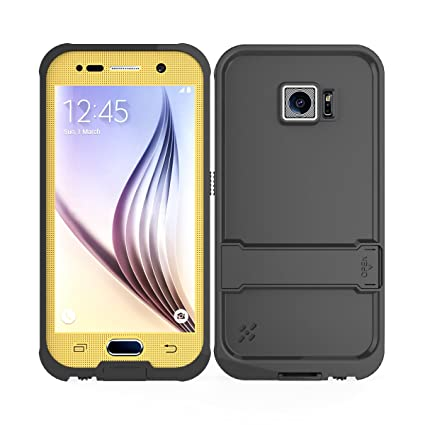 Amazon.com: Galaxy S6 Funda impermeable, ithrough ™ Samsung ...