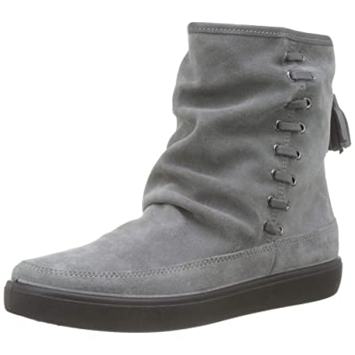 Hotter Women's Pixie Boot Leather Zip Fastening Adult Ankle Boots Casual Boot: Shoes