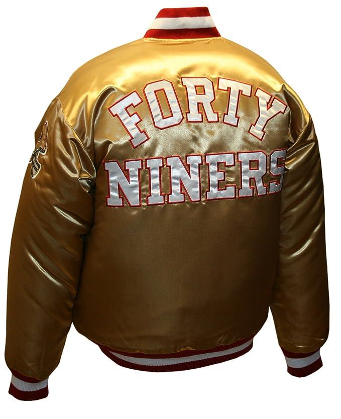 ec73c7138e3 Sf 49ers Varsity Jacket Logo 7 Xl. Vintage Kids 49ers Letterman ...