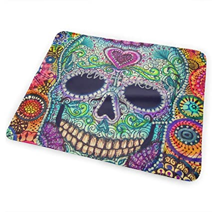 Gsdy238tue Dead Sugar Skull Wallpaper Baby Changing Pad Portable Comfort Changing Station Newborn Baby, Lightweight