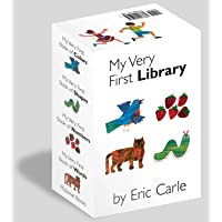 My Very First Library: My Very First Book of Colors, My Very First Book of Shapes, My Very First Book of Numbers, My…