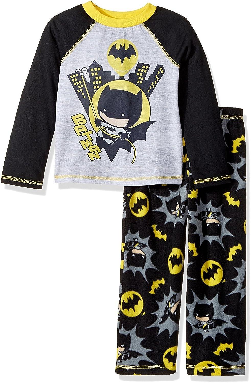 Komar Kids Boys Super Hero Variety Pajama Sets