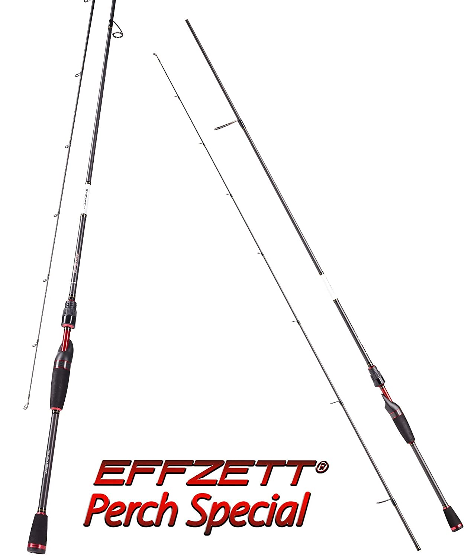 DAM Effzett Perch Special 2 Parts Perchrod Troutrod 2824190 3-12 gram 1.90 meter