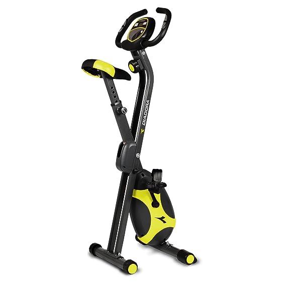 Diadora DB-EASYPL - Bicicleta estática: Amazon.es: Deportes y aire ...
