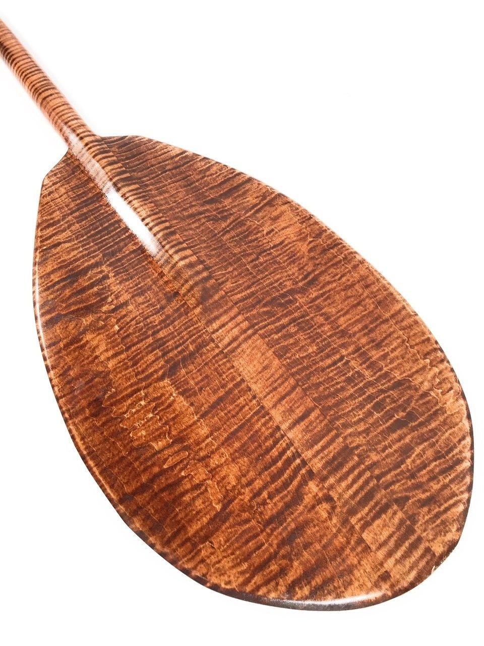 Decorative Hawaiian Outrigger Paddle 50'' w/ T Handle - Maple | #koa6077