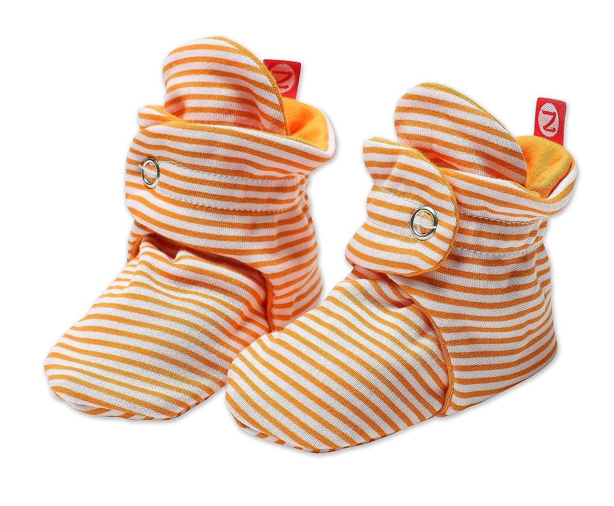 Zutano Unisex-Baby Newborn Candy Stripe Booties Zutano Baby PIB39