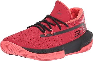Zapatos de Baloncesto Unisex ni/ños Under Armour UA GS SC 3zer0 III