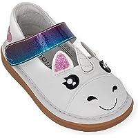 Wee Squeak Unicorn Toddler Squeaky Shoe