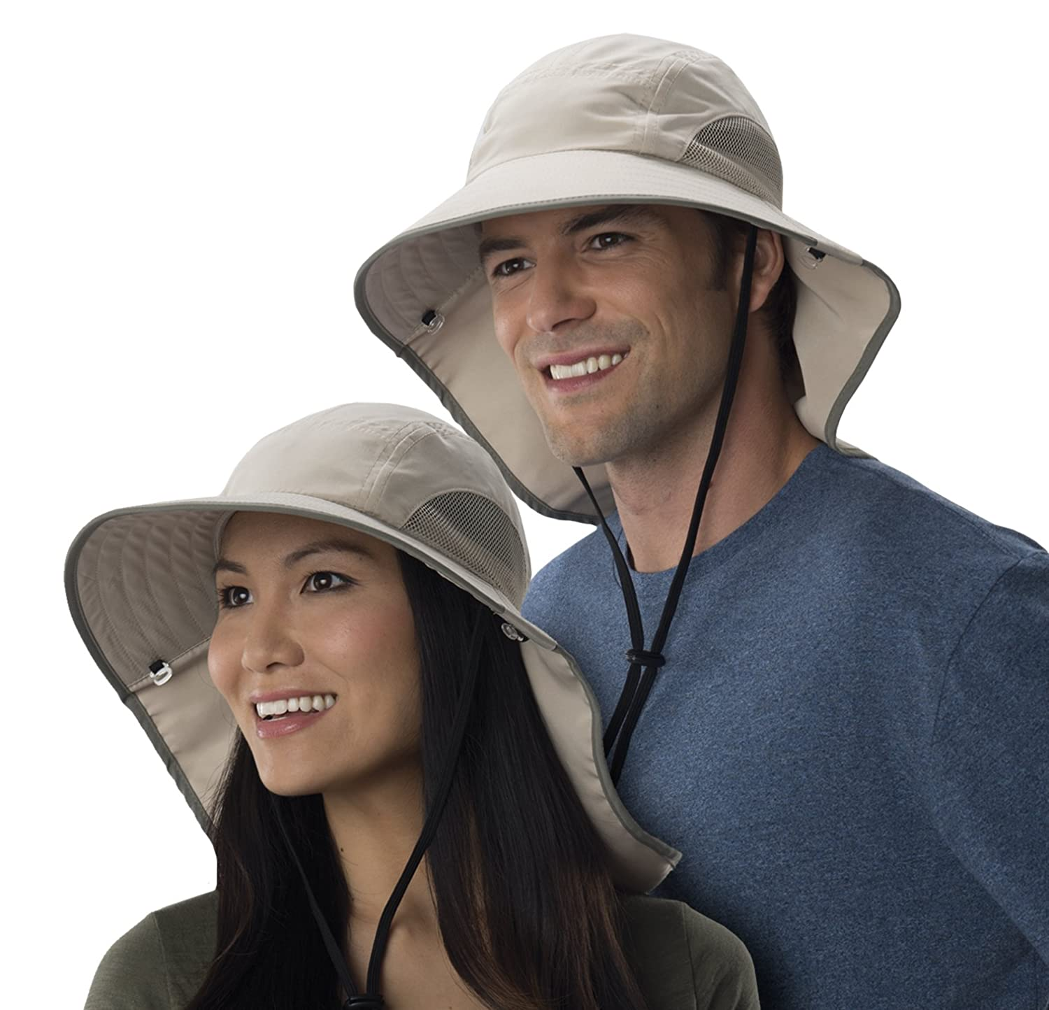 3d284f00 Sun Protection Zone Unisex Lightweight Adjustable Outdoor Floppy Sun Hat (100  SPF: Amazon.in: Clothing & Accessories