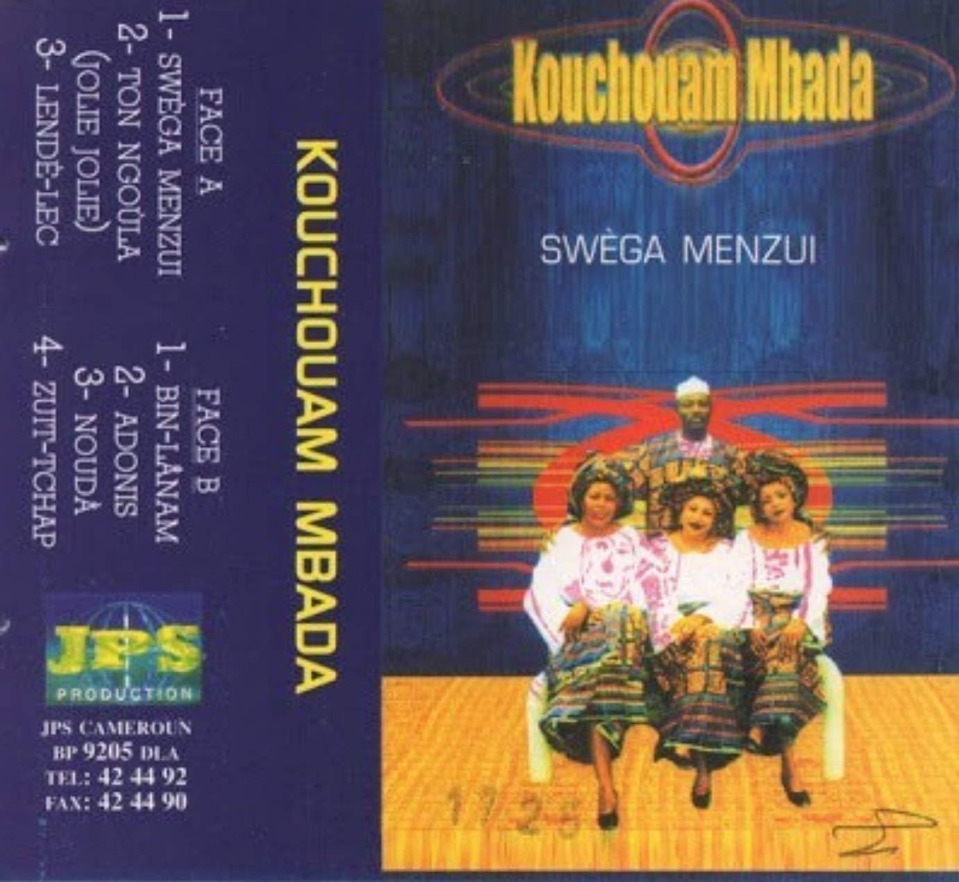 Swega Menzui by Kipepeo Publishing