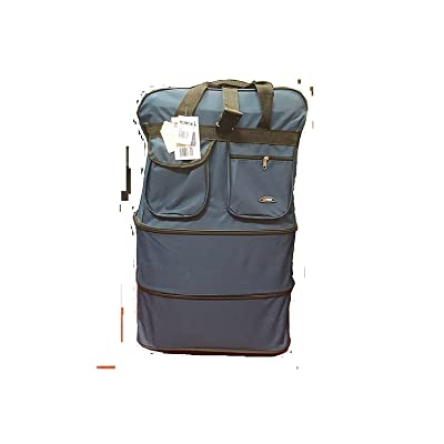 Rolling Wheeled Duffle duffel Bag spinner Suitcase Luggage Expandable (30  inch 996370e70bf5d