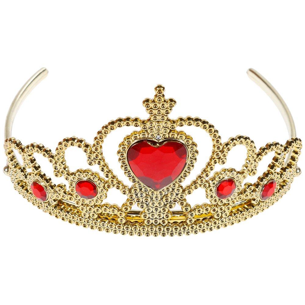 elfos y hadas princesa fiesta tem/ática Set de princesa con corona y varita m/ágica en rosa y dorado con purpurina despedida de soltera