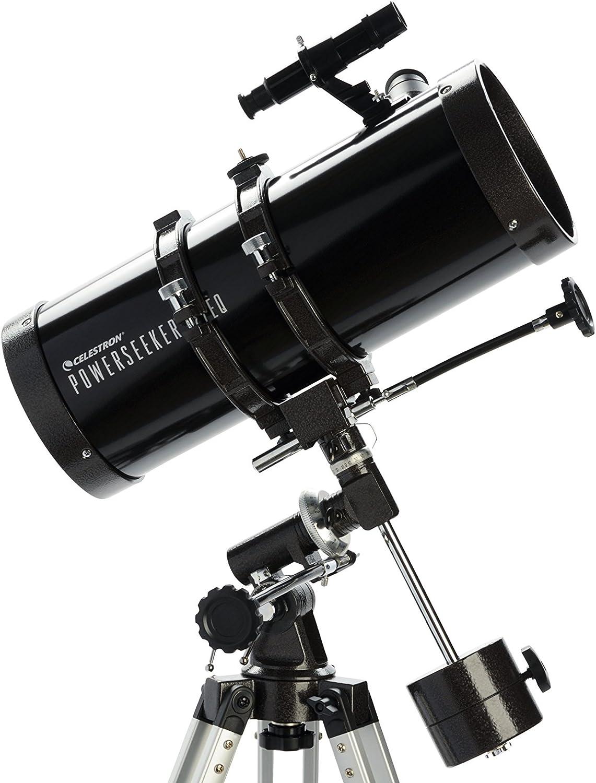 Celestron Powerseeker Refractor Telescope Camera Photo