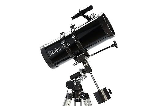 Celestron powerseeker 127 eq teleskop für: amazon.de: kamera