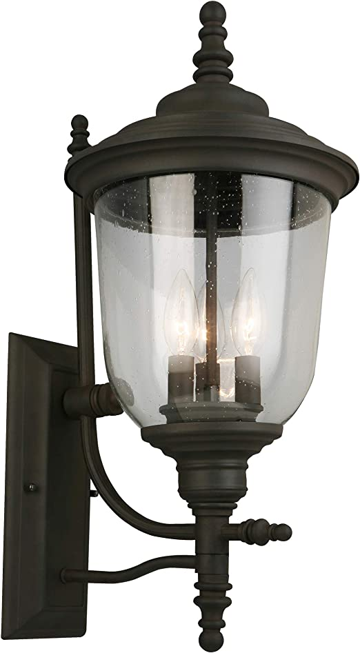 Eglo 202875a Pinedale Outdoor Light Matte Bronze