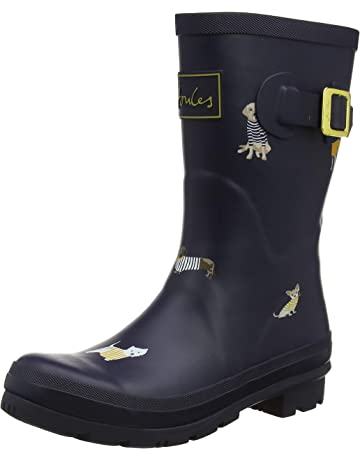 5abcbc34b1 Joules Women's Molly Welly Wellington Boots