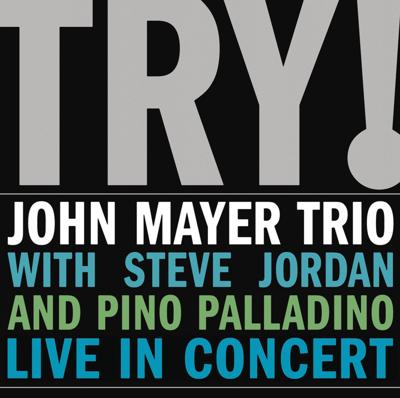 Vinilo : John Mayer - John Mayer Trio Live (LP Vinyl)