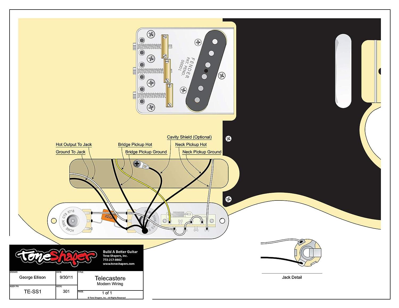 Standard Telecaster Wiring Diagram Get Free Image About Wiring