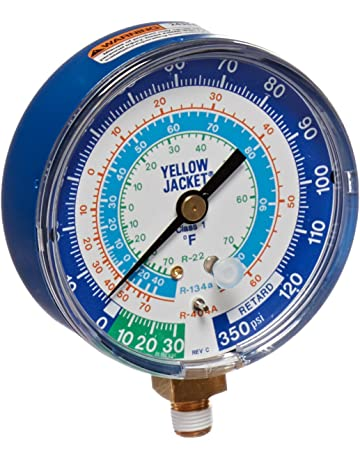 Yellow Jacket 49106 Gauge (degrees F) Blue Compound, 30