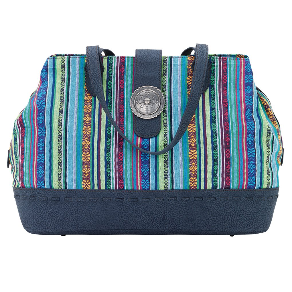 American West Bandana Carry All Travel Tote