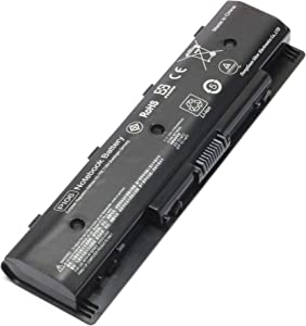 DJW Laptop Battery for HP PI06 PI09 710416-001 710417-001, Envy 15 15T 17 Pavilion 14-E000 15-E000 15t-e000 15z-e000 17-E000 17-E100 17Z-E100-12 Months Warranty