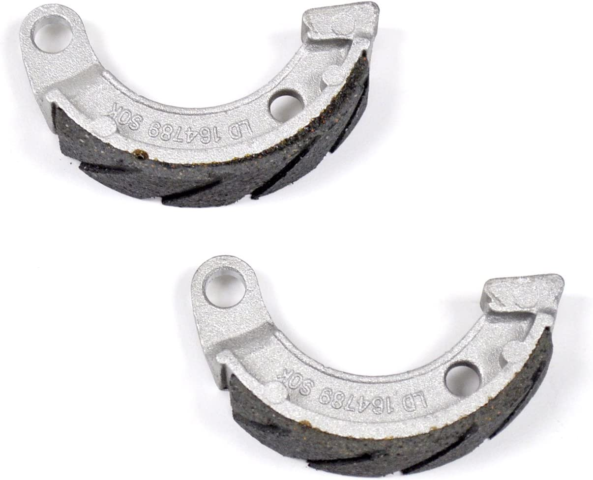 Rear Grooved Brake Shoes For Honda XR50 XR 50R 00-03