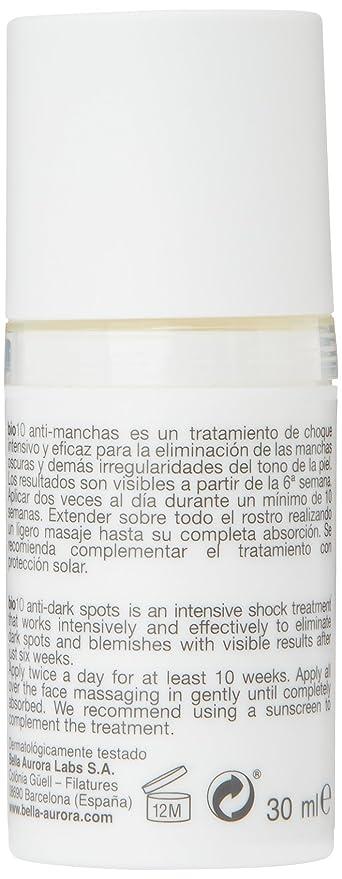 Bella aurora Bio-10 Serum Anti-Manchas - Loción anti-imperfecciones, 30 ml