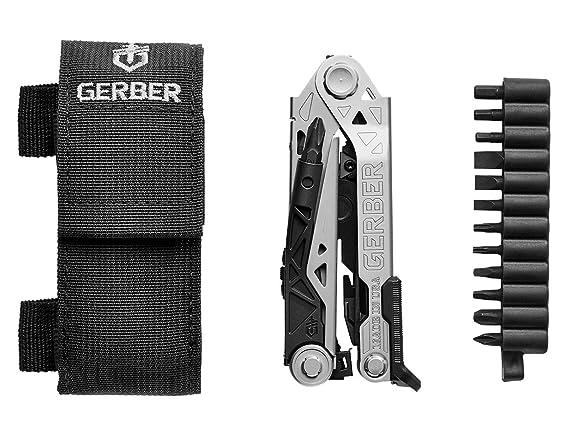 Gerber Center-Drive Multi-Tool | Bit Set, Black US-Made Sheath [30-001198] - - Amazon.com