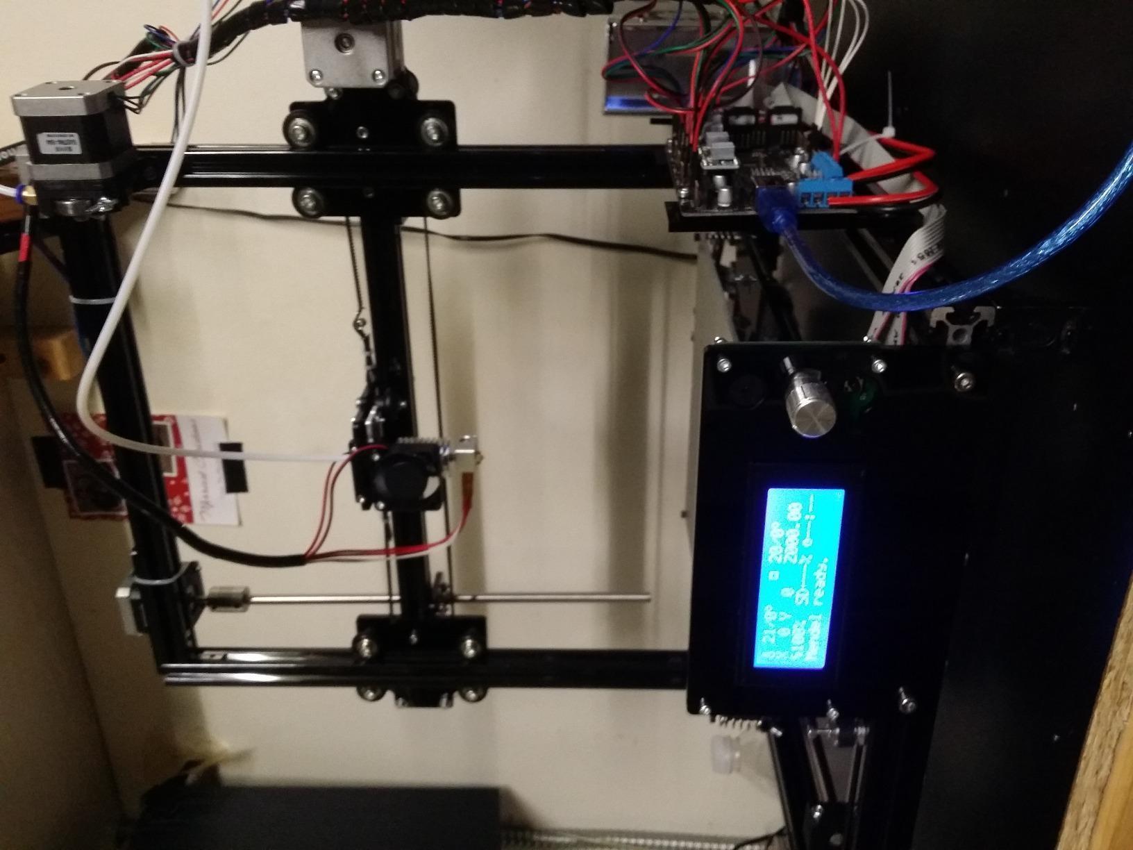 FLSUN 3D Printer Prusa i3 DIY Kit Auto Leveling RepRap Desktop 3D