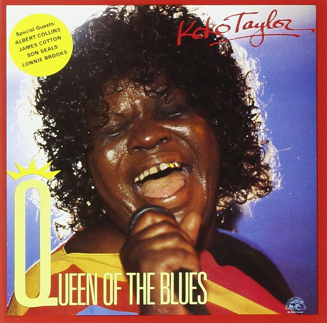 Queen Of The Blues by ALLIGATOR RECORDS