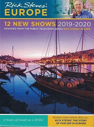 New On Dvd 2020 Amazon.com: Rick Steves Europe 12 New Shows 2019 2020: Rick Steves