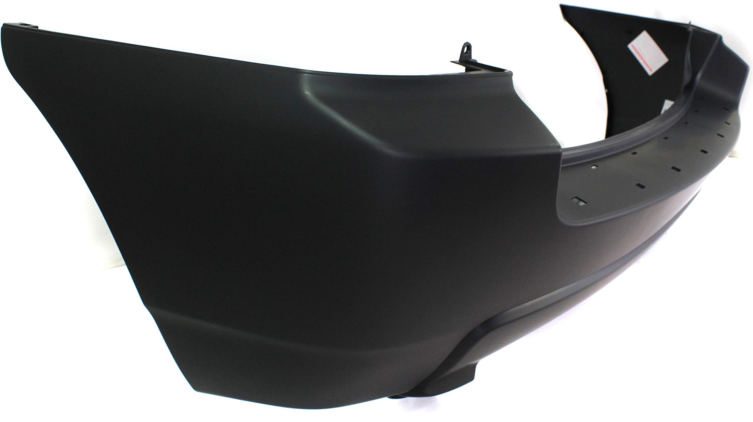 Front Bumper Cover Compatible with 2003-2006 Kia Sorento Smooth Primed with Fog Light Holes EX Model