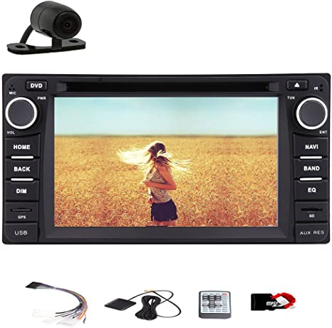 Pioneer mp3 AUX CD USB autoradio Bluetooth para Toyota Avensis Verso celica