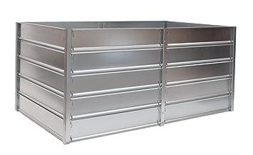 Myowngreen Hochbeet 84 X 165 X 74 Cm L X B X H Aus Metall Sehr