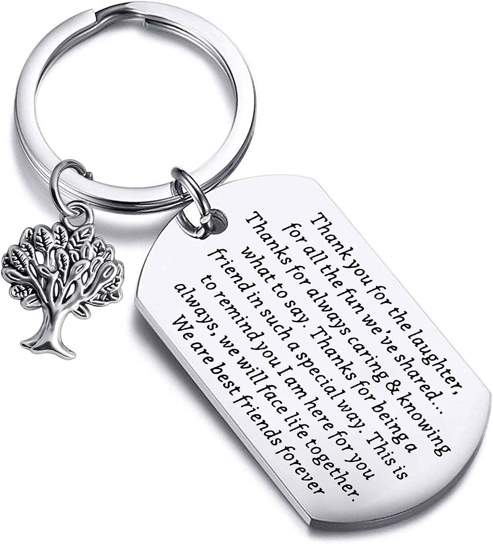 Gift for Her - Gifts for BFFs Waterproof Best Friend Gifts Him No Uterus? No Opinion Women/'s Health Sticker Them