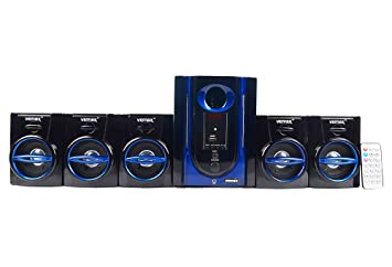 c21903ba1 Amazon.in  Buy Vemax Swag 5.1 Home Theater System With FM USB AUX ...