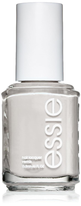 Amazon.com: essie nail polish, tuck it in my tux, sheer white nail ...