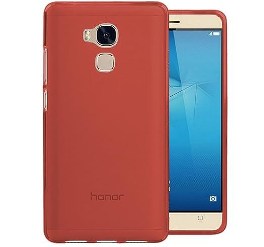 15 opinioni per TBOC® Custodia Gel TPU Rossa per Huawei GT3- Huawei GT3 Dual SIM in Silicone